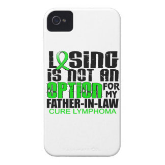 Losing Not Option Lymphoma Father-In-Law iPhone 4 Case-Mate Case