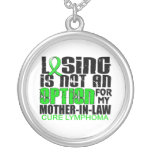 Losing Not Option Lymphoma Mother-In-Law Jewelry