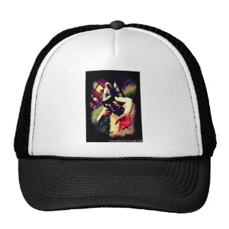 Loss of Innocence by April A Taylor Mesh Hat