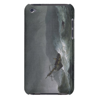 Loss of the Blanche, off Abrevack, 4th March, 1807 Case-Mate iPod Touch Case