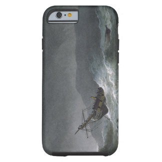 Loss of the Blanche, off Abrevack, 4th March, 1807 Tough iPhone 6 Case