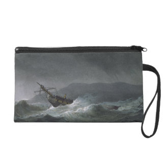Loss of the Blanche, off Abrevack, 4th March, 1807 Wristlet