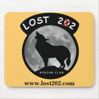 Lost 202 Mouse Pad
