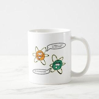 Lost An Electron Coffee Mug