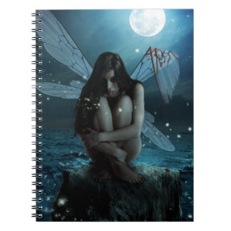 Lost and Broken Fairy Notebook