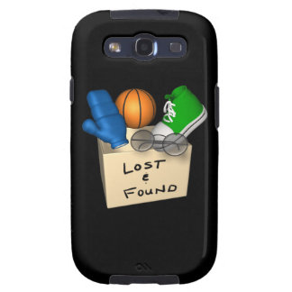Lost And Found Galaxy SIII Covers