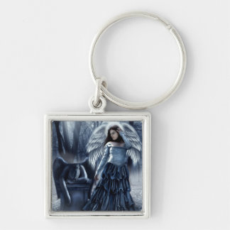 Lost Angel Keychain