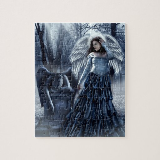 Lost Angel Puzzle