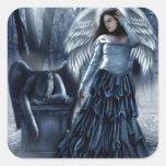 Lost Angel Sticker