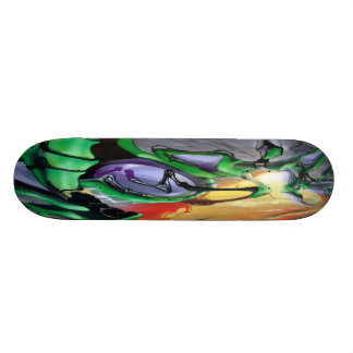 Lost Angels Skateboard Deck