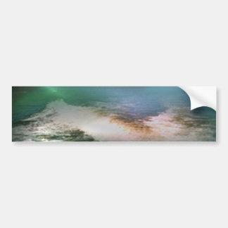 Lost At Sea Bumper Sticker