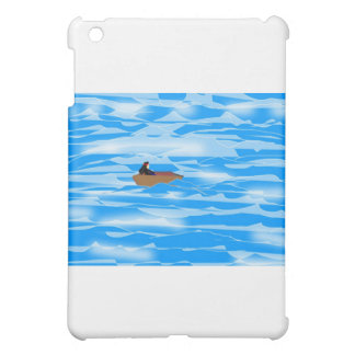 lost-at-sea iPad mini case