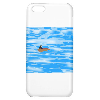 lost-at-sea iPhone 5C case