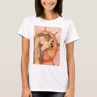 Lost at Sea Mermaid Shirt