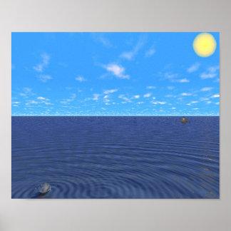 Lost at Sea Poster