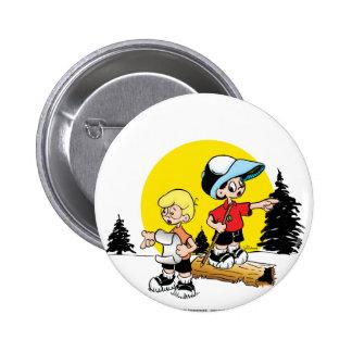 Lost Boys Pinback Button