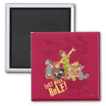 Lost Boys Rule 2 Inch Square Magnet