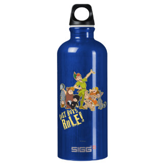 Lost Boys Rule Aluminum Water Bottle