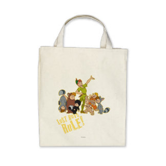 Lost Boys Rule Canvas Bags