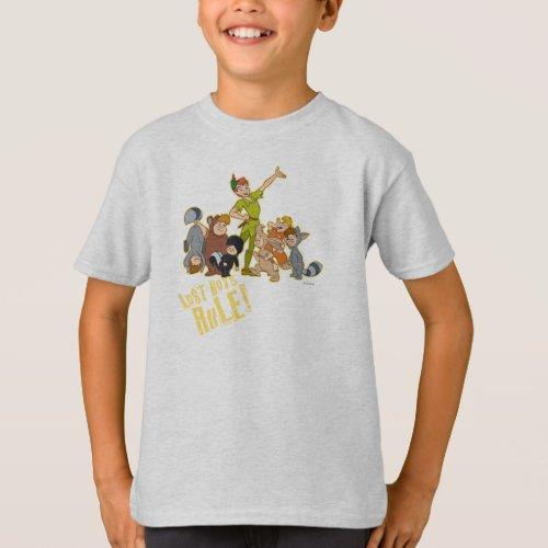 Lost Boys Rule T_Shirt