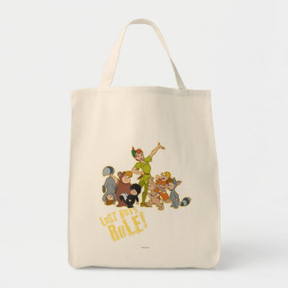 Lost Boys Rule Tote Bag