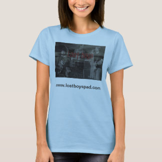 Lost Boys Womans Fitted T-Shirt