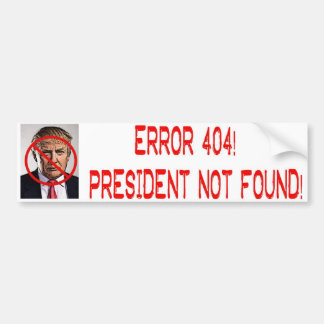 Lost Bumper Sticker