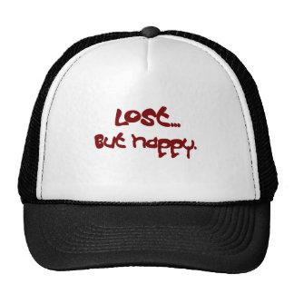 Lost... But Happy Trucker Hat