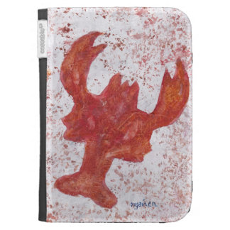 Lost Cave Lobster of St. Paul Kindle Case