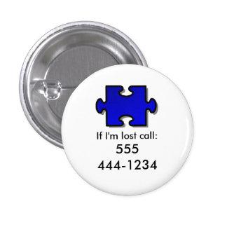 Lost Child ID Button