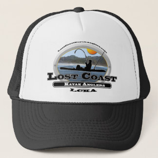 Lost Coast Kayak Anglers Trucker Hat