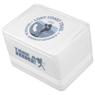 Lost Coast Trail (rd) Igloo Drink Cooler