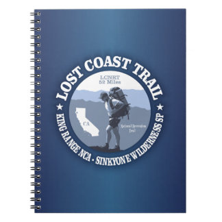 Lost Coast Trail (rd) Notebook