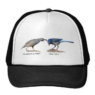 LOST CONTACT TRUCKER HAT