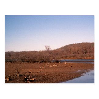 Lost Creek Bottomland Postcard