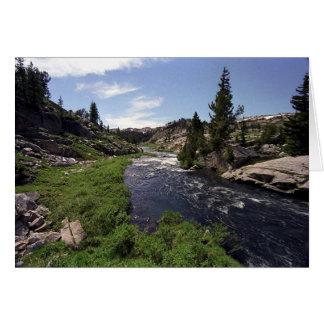 Lost Creek Card
