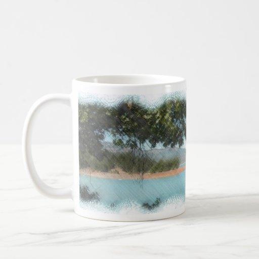 Lost Creek Lake, Oregon Coffee Mug