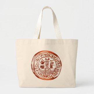 Lost Crusade Tote Bags