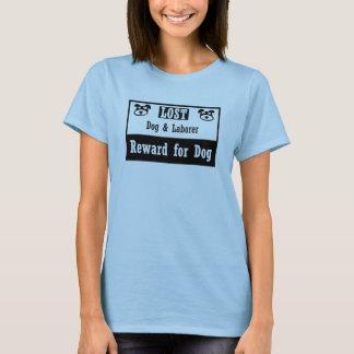 Lost Dog Laborer T-Shirt