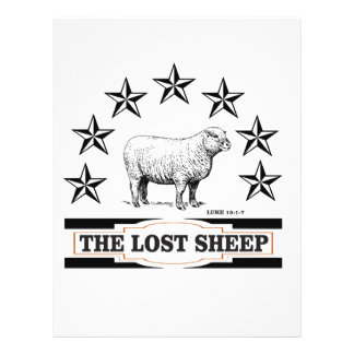 lost ewe of Jesus Letterhead