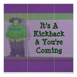 Lost Grunge Art Set Card
