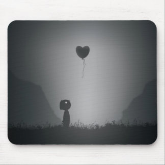 Lost Heart in Limbo Mouse Pad