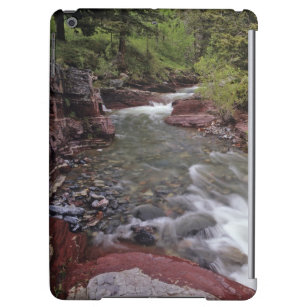 Lost Horse Creek in Waterton Lakes National Park iPad Air Cover