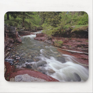 Lost Horse Creek in Waterton Lakes National Park Mouse Pad