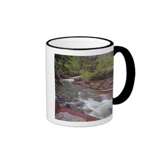 Lost Horse Creek in Waterton Lakes National Park Mug