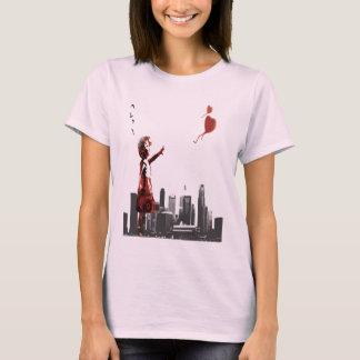 Lost Humanity Ladies T-shirt