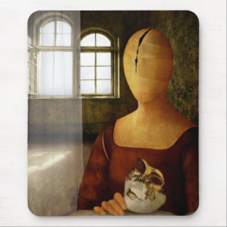 Lost Identity Mouse Pad
