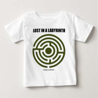 Lost In A Labyrinth (Maze) Shirt