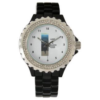 Lost In A Pelagic Zone (Oceanography Humor) Wrist Watch