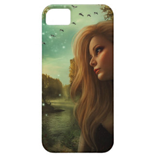 Lost in Beauty iPhone 5 Cover